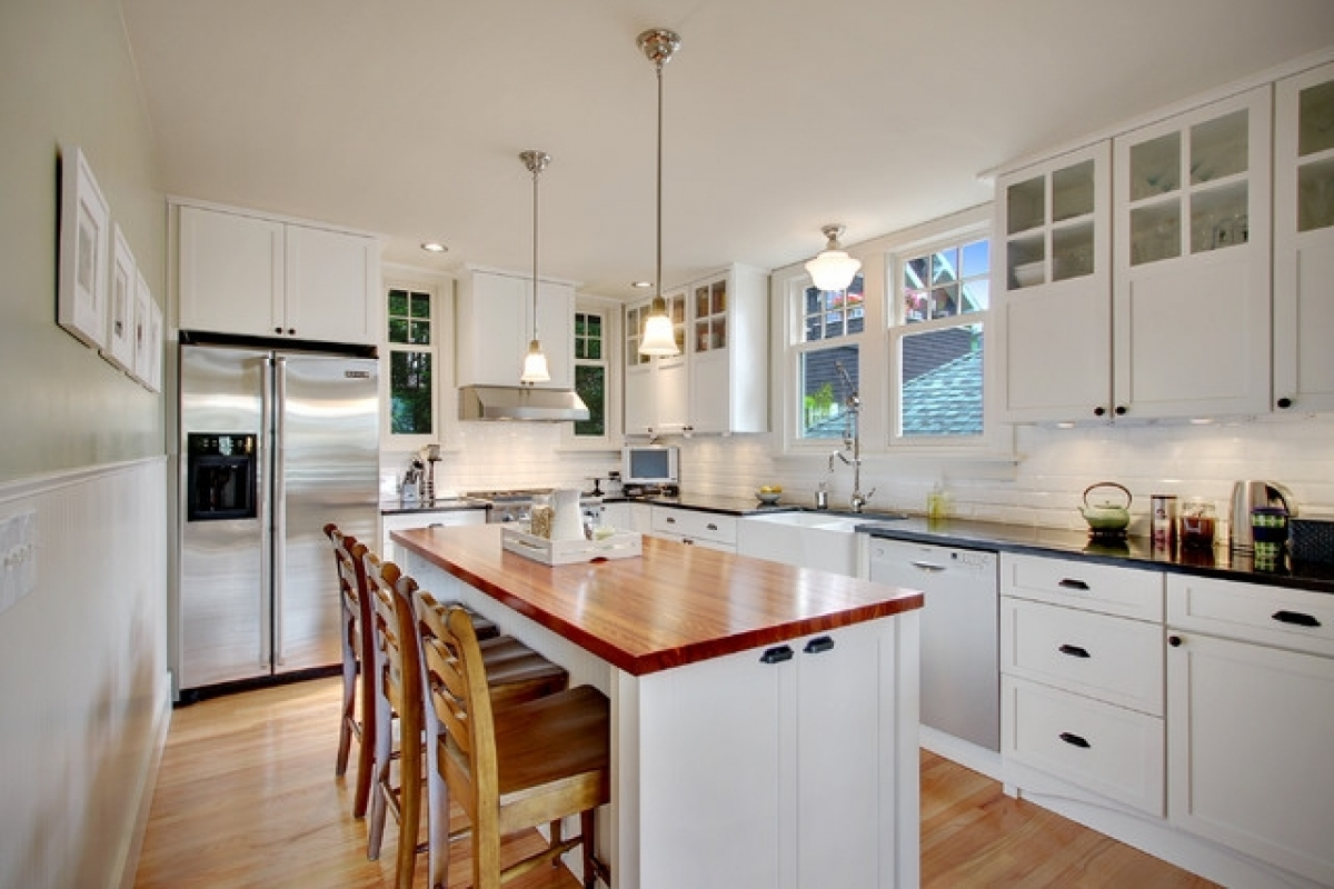 Seattle Madrona Craftsman Remodel Gant Nychay Architecture