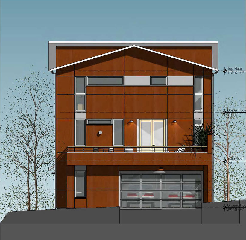 Garage Elevation